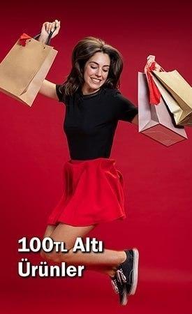 100 TL altı ürünler
