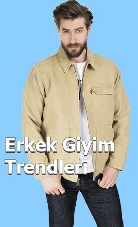 Erkek Giyim Trendleri