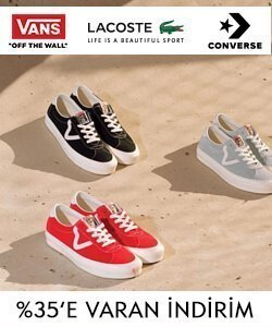 Vans | Lacoste | Converse
