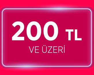 200TL üzeri ürünler